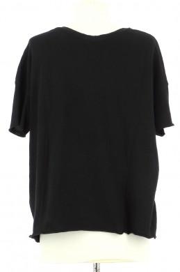 Vetements Tee-Shirt AMERICAN VINTAGE NOIR