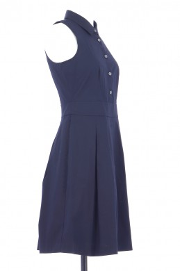 Vetements Robe BANANA REPUBLIC BLEU MARINE