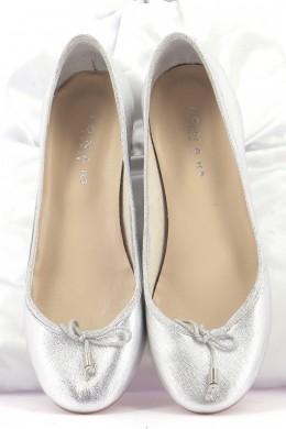 Chaussures Ballerines JONAK GRIS