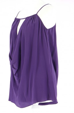 Vetements Top BEL AIR VIOLET