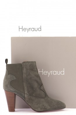 Bottines / Low Boots HEYRAUD Chaussures 39