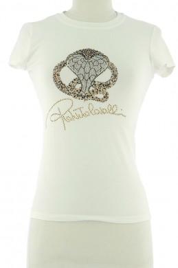 Tee-Shirt ROBERTO CAVALLI Femme FR 38