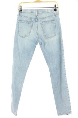 Vetements Jeans CURRENT ELLIOTT BLEU