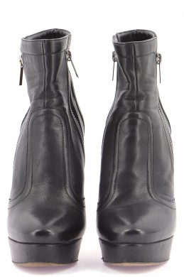Chaussures Bottines / Low Boots JIMMY CHOO NOIR
