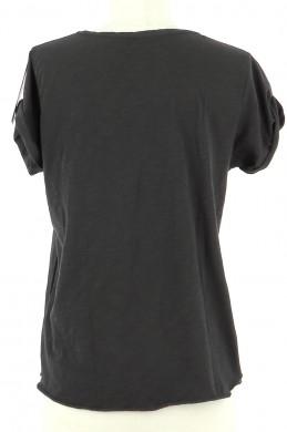 Vetements Tee-Shirt LEON & HARPER GRIS