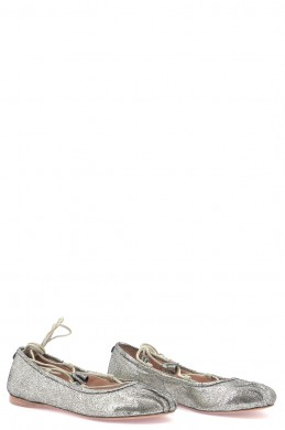 Chaussures Ballerines TWINSET OR