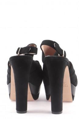 Chaussures Sandales TWINSET NOIR