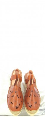 Chaussures Sandales TWINSET MARRON