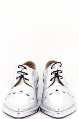Chaussures Derbies TWINSET GRIS