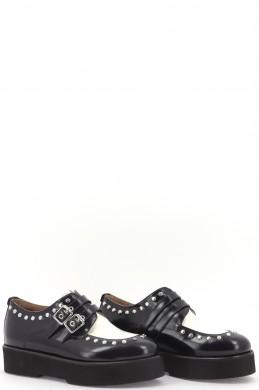 Chaussures Derbies TWINSET BLEU MARINE