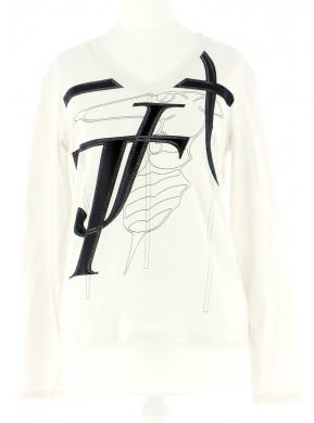 Tee-Shirt TRUSSARDI Femme M