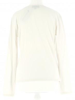 Vetements Tee-Shirt TRUSSARDI BLANC