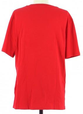 Vetements Tee-Shirt SANDRO ROUGE
