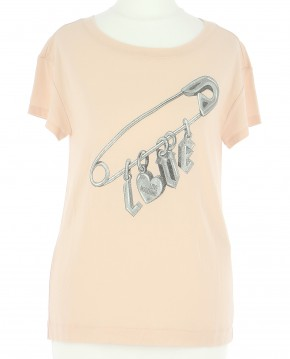Tee-Shirt LOVE MOSCHINO Femme FR 34