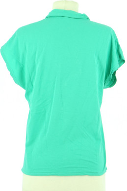 Vetements Tee-Shirt PETIT BATEAU TURQUOISE