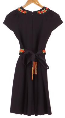 Vetements Robe MANOUSH NOIR