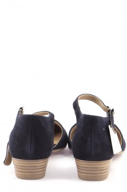 Chaussures Escarpins TAMARIS BLEU MARINE