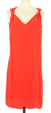 Vetements Robe COMPTOIR DES COTONNIERS ORANGE