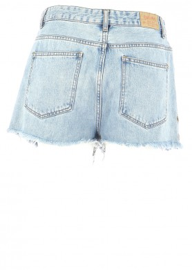 Vetements Short PULL&BEAR BLEU