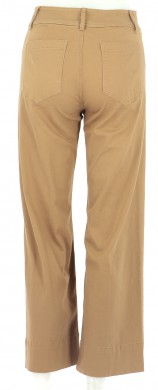 Vetements Pantalon MANGO MARRON