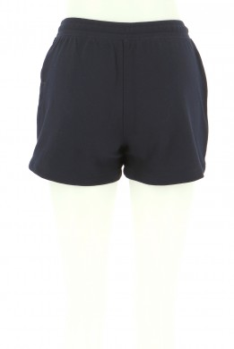 Vetements Short UNIQLO BLEU MARINE