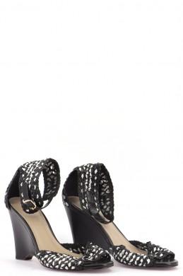 Chaussures Sandales J CREW NOIR