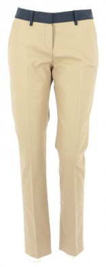 Vetements Pantalon TOMMY HILFIGER BEIGE