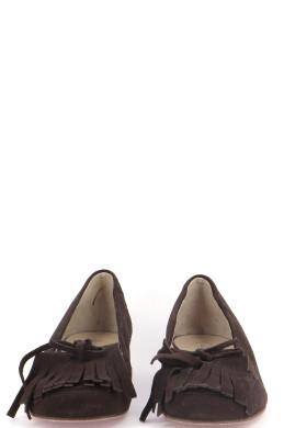 Chaussures Mocassins PAUL&JOE SISTER CHOCOLAT