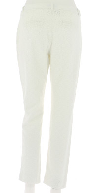 Vetements Pantalon CAROLL BLANC