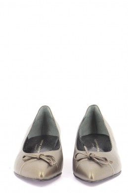 Chaussures Ballerines ROBERT CLERGERIE OR