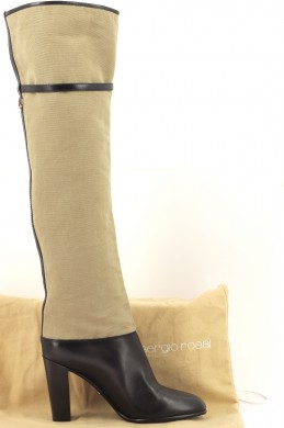 Bottes SERGIO ROSSI  Chaussures 37.5