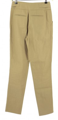 Vetements Pantalon MAJE MARRON