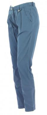 Vetements Pantalon SUD EXPRESS BLEU