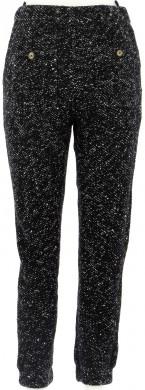 Vetements Pantalon LEON & HARPER NOIR