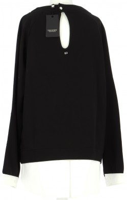 Vetements Sweat TWINSET NOIR
