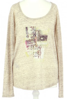Vetements Top COMPTOIR DES COTONNIERS BEIGE