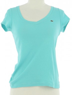 Tee-Shirt LACOSTE Femme FR 36