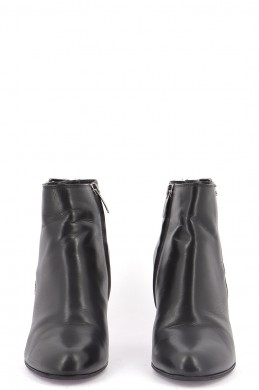 Chaussures Bottines / Low Boots SERGIO ROSSI  NOIR