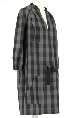 Vetements Robe COMPTOIR DES COTONNIERS GRIS