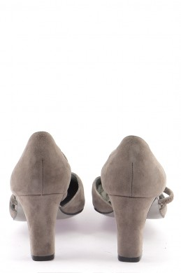 Chaussures Escarpins PARALLELE BEIGE