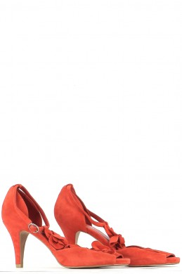 Chaussures Sandales MINELLI ROUGE