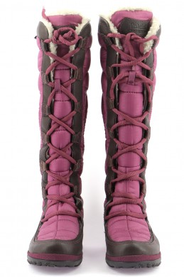 Chaussures Bottes TIMBERLAND FUSCHIA