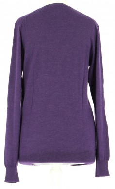 Vetements Pull ERIC BOMPARD VIOLET