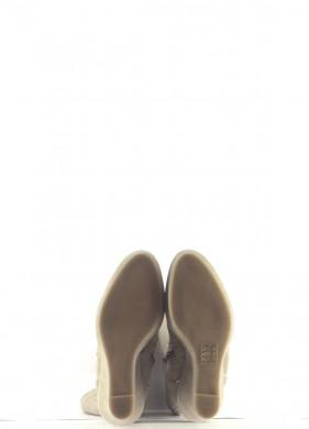 Chaussures Bottes PAUL & JOE BEIGE