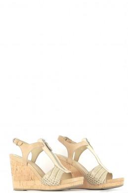 Chaussures Sandales GEOX BEIGE