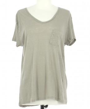Tee-Shirt SANDRO Femme M