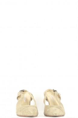 Chaussures Escarpins ELIZABETH STUART BEIGE