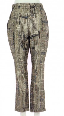 Vetements Pantalon ISABEL MARRANT X H&M ORANGE