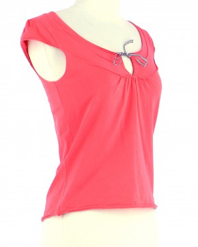 Vetements Top ONE STEP CORAIL