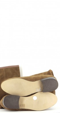 Chaussures Bottes ANDRE MARRON